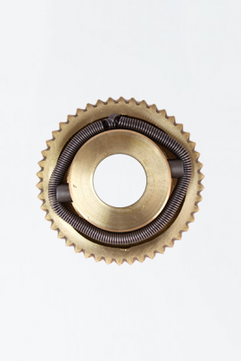 Imperial Bronze Worm Gear