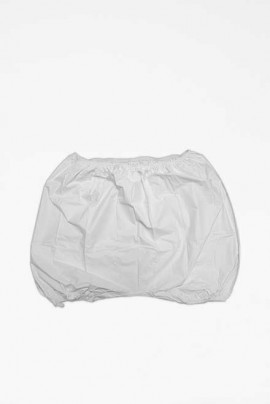 Plastic Pants – White