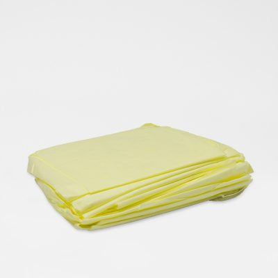 Barrier Gown L/XL, Yellow