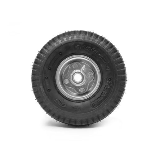 Wheel and Tire (With Tube)
