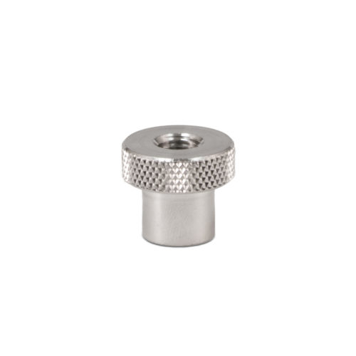 KNURLED NUT FOR LOCK SCREW
