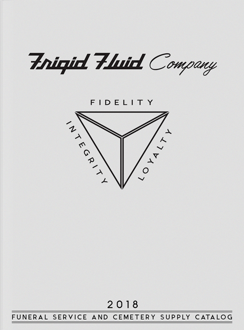 Frigid Fluid Catalogs | Frigid Fluid